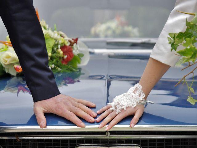 Le mariage de Xavier et Alexia à La Haye-Saint-Sylvestre, Eure 27