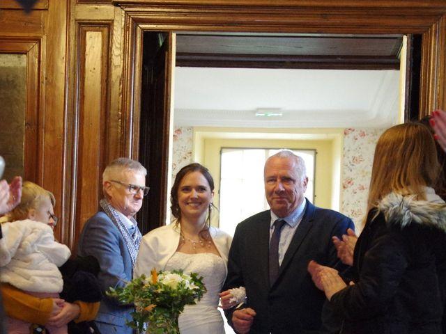Le mariage de Xavier et Alexia à La Haye-Saint-Sylvestre, Eure 31