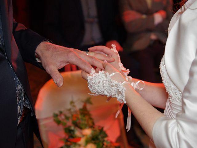 Le mariage de Xavier et Alexia à La Haye-Saint-Sylvestre, Eure 34