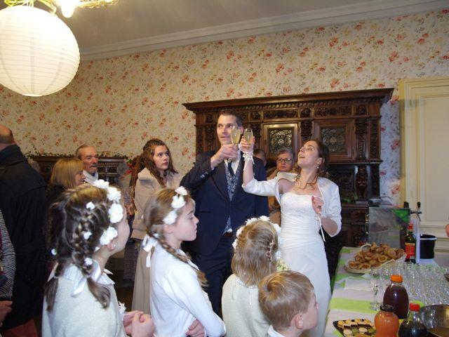 Le mariage de Xavier et Alexia à La Haye-Saint-Sylvestre, Eure 37
