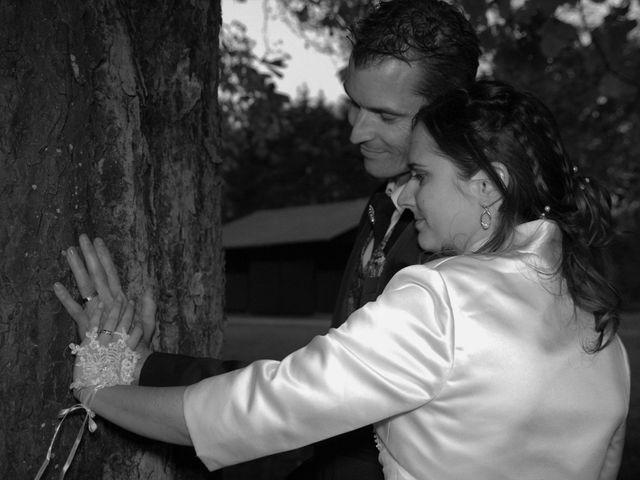 Le mariage de Xavier et Alexia à La Haye-Saint-Sylvestre, Eure 39