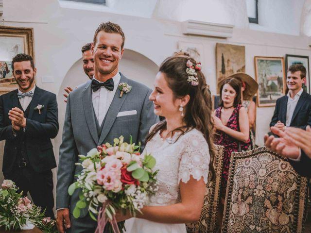Le mariage de Pierre-Jean et Magali à Cagnes-sur-Mer, Alpes-Maritimes 30
