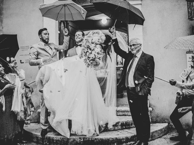 Le mariage de Pierre-Jean et Magali à Cagnes-sur-Mer, Alpes-Maritimes 86