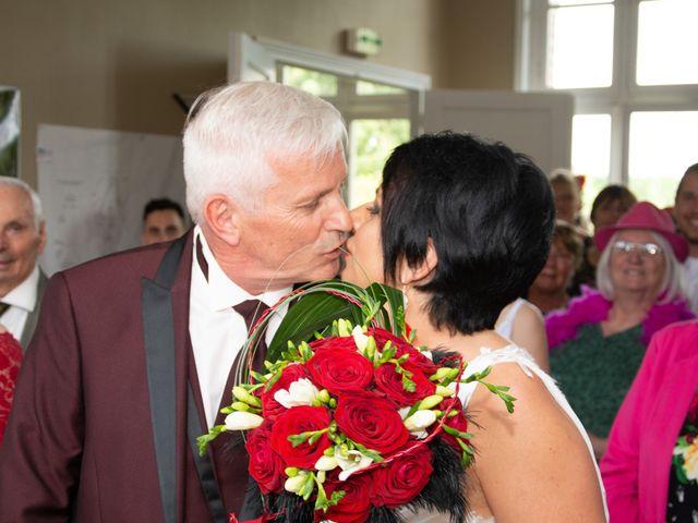 Le mariage de Gérard et Natacha