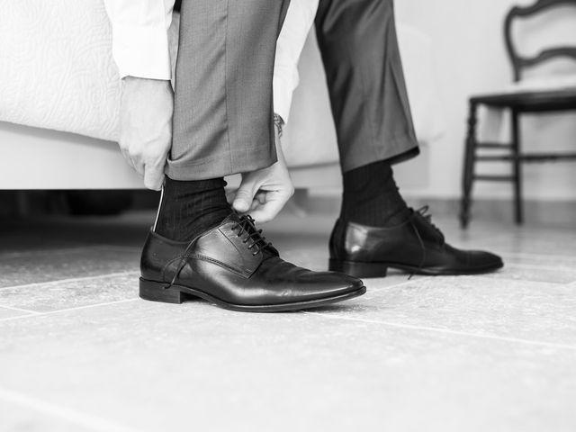 Le mariage de Adrien et Sarah à Irancy, Yonne 10