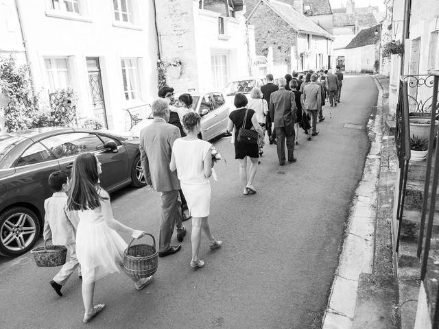 Le mariage de Adrien et Sarah à Irancy, Yonne 15