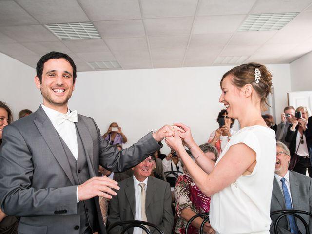 Le mariage de Adrien et Sarah à Irancy, Yonne 20