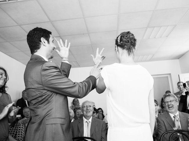 Le mariage de Adrien et Sarah à Irancy, Yonne 21