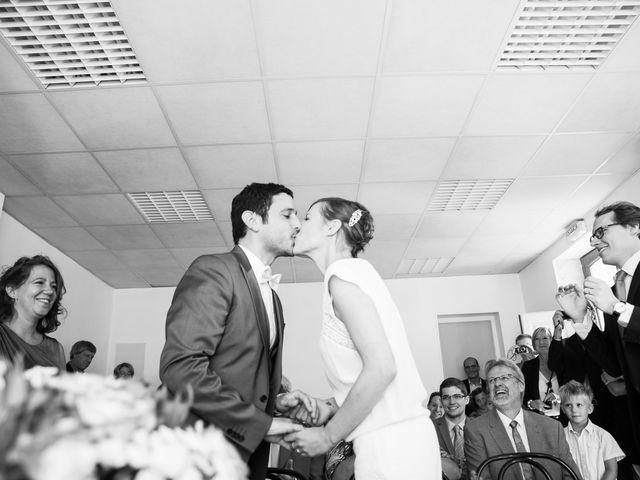 Le mariage de Adrien et Sarah à Irancy, Yonne 22