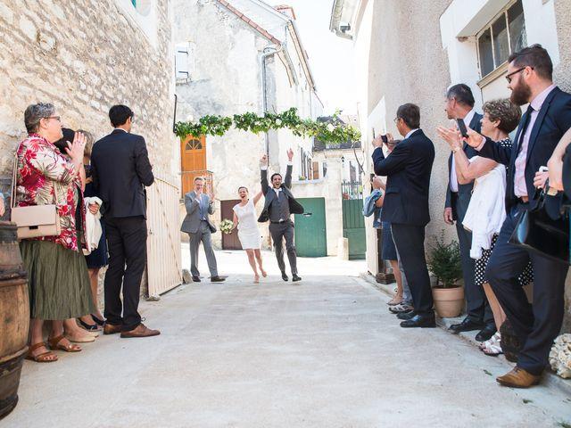 Le mariage de Adrien et Sarah à Irancy, Yonne 25