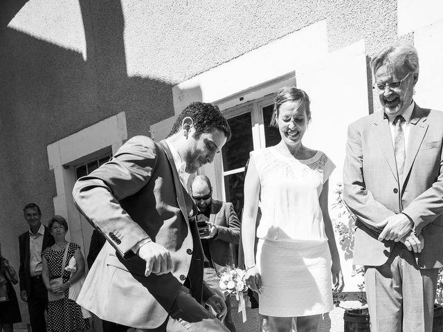 Le mariage de Adrien et Sarah à Irancy, Yonne 27