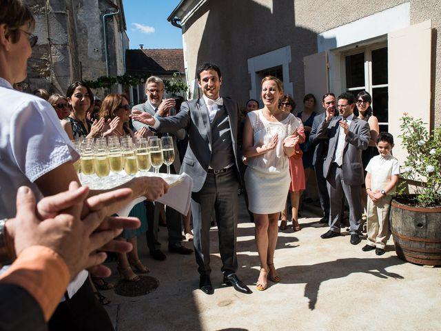 Le mariage de Adrien et Sarah à Irancy, Yonne 28