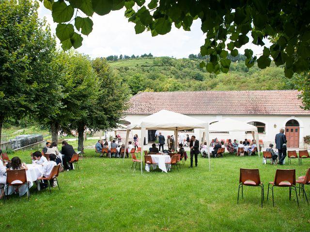 Le mariage de Adrien et Sarah à Irancy, Yonne 34