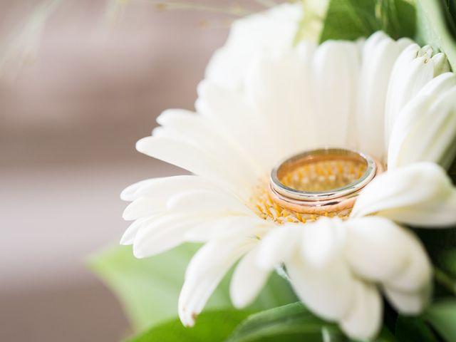 Le mariage de Adrien et Sarah à Irancy, Yonne 38