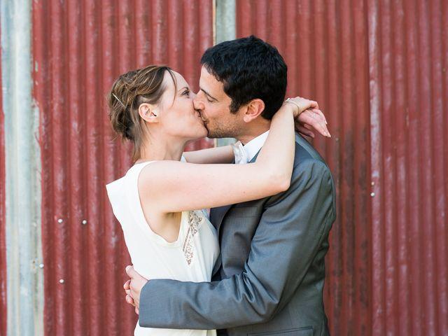 Le mariage de Adrien et Sarah à Irancy, Yonne 44