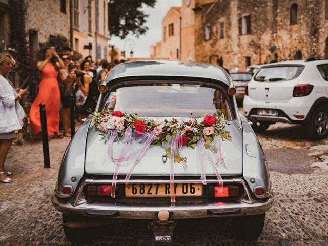 Le mariage de Pierre-Jean et Magali à Cagnes-sur-Mer, Alpes-Maritimes 26