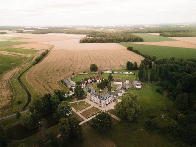 Le mariage de Brandon et Aline à Fontenay-Trésigny, Seine-et-Marne 10
