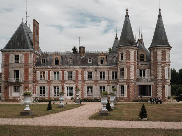 Le mariage de Brandon et Aline à Fontenay-Trésigny, Seine-et-Marne 9