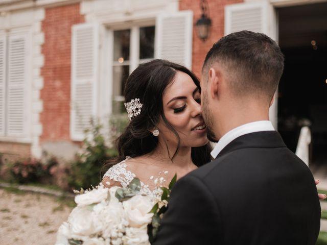 Le mariage de Brandon et Aline à Fontenay-Trésigny, Seine-et-Marne 18