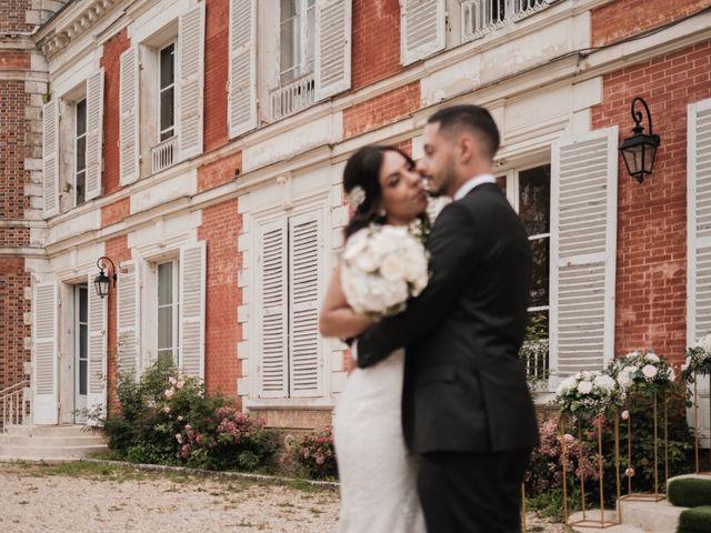 Le mariage de Brandon et Aline à Fontenay-Trésigny, Seine-et-Marne 19