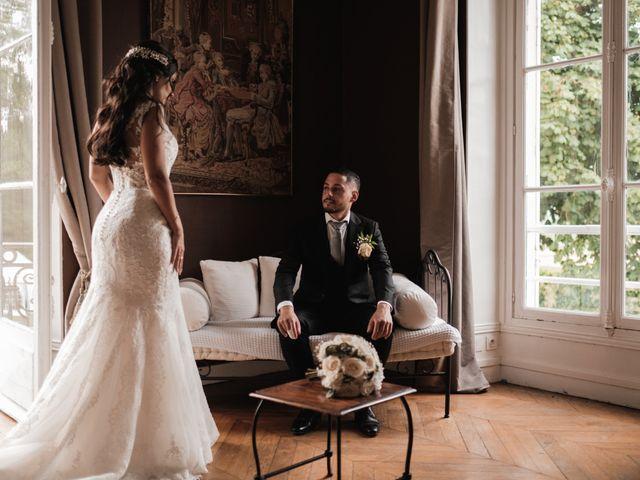 Le mariage de Brandon et Aline à Fontenay-Trésigny, Seine-et-Marne 1