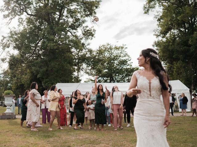 Le mariage de Brandon et Aline à Fontenay-Trésigny, Seine-et-Marne 22