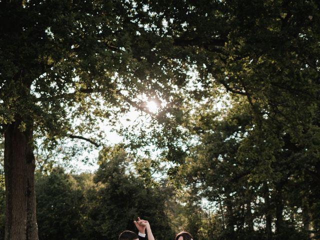 Le mariage de Brandon et Aline à Fontenay-Trésigny, Seine-et-Marne 2