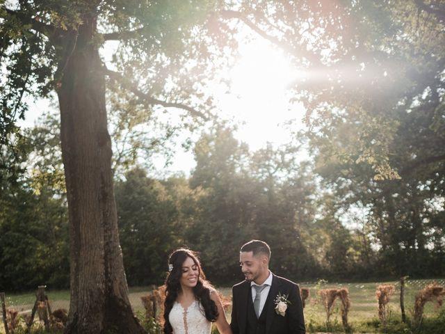 Le mariage de Brandon et Aline à Fontenay-Trésigny, Seine-et-Marne 24