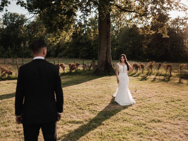 Le mariage de Brandon et Aline à Fontenay-Trésigny, Seine-et-Marne 25
