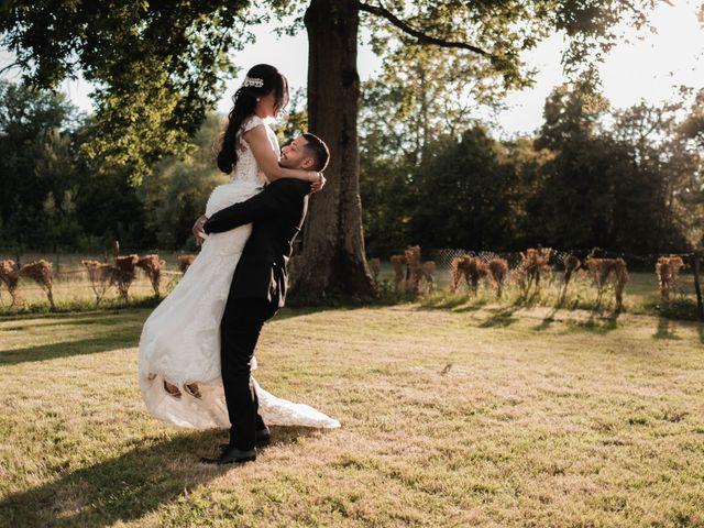 Le mariage de Brandon et Aline à Fontenay-Trésigny, Seine-et-Marne 26