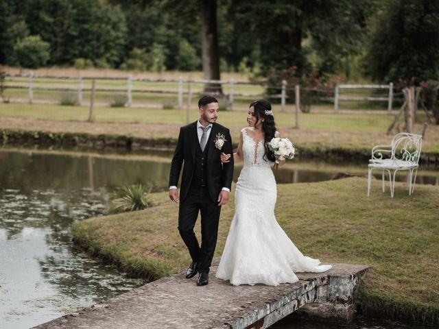 Le mariage de Brandon et Aline à Fontenay-Trésigny, Seine-et-Marne 28
