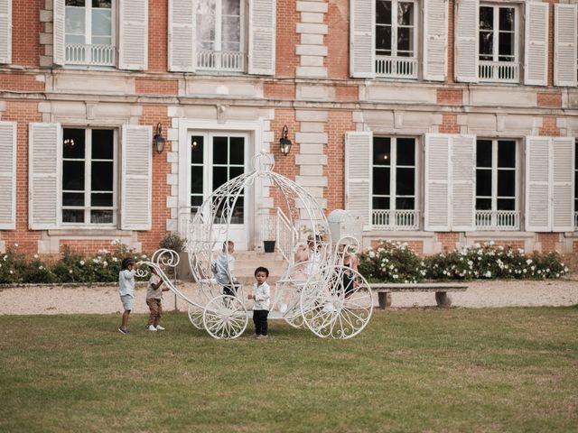Le mariage de Brandon et Aline à Fontenay-Trésigny, Seine-et-Marne 12
