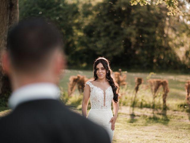 Le mariage de Brandon et Aline à Fontenay-Trésigny, Seine-et-Marne 29