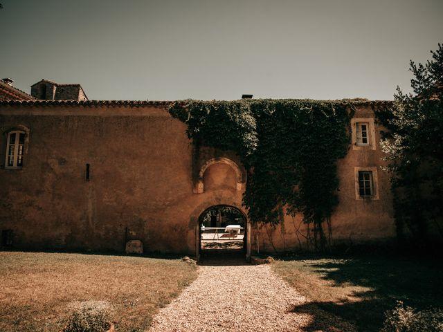 Le mariage de Kévin et Sarah à Saint-Félix-de-Pallières, Gard 13