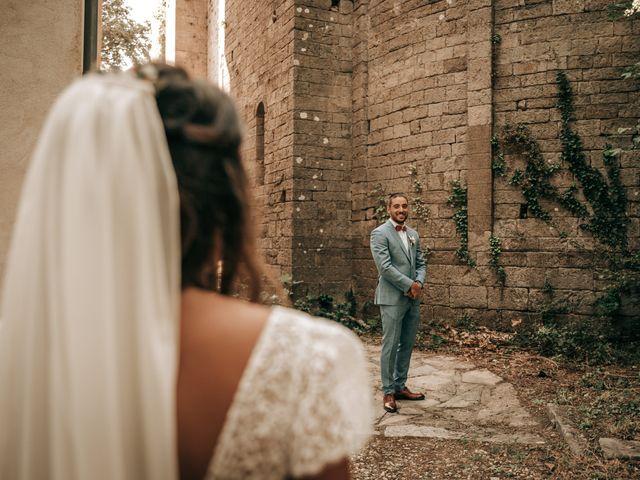 Le mariage de Kévin et Sarah à Saint-Félix-de-Pallières, Gard 45