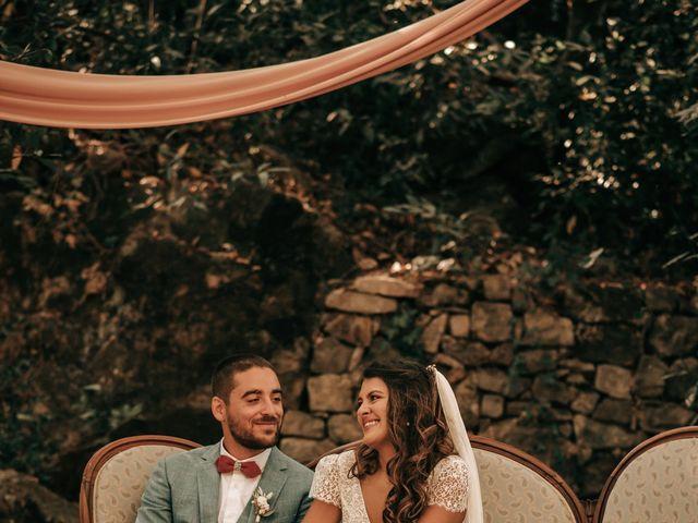Le mariage de Kévin et Sarah à Saint-Félix-de-Pallières, Gard 48