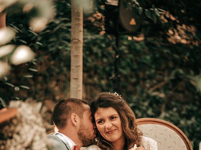 Le mariage de Kévin et Sarah à Saint-Félix-de-Pallières, Gard 50