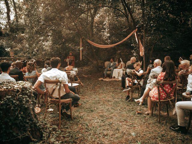 Le mariage de Kévin et Sarah à Saint-Félix-de-Pallières, Gard 52