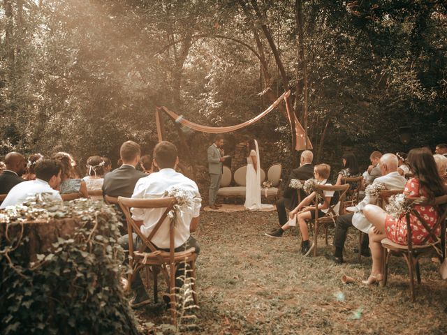 Le mariage de Kévin et Sarah à Saint-Félix-de-Pallières, Gard 53