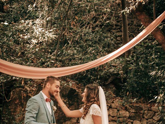 Le mariage de Kévin et Sarah à Saint-Félix-de-Pallières, Gard 54