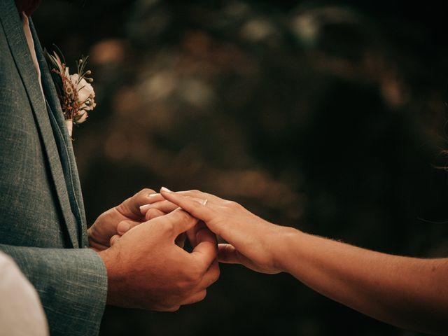 Le mariage de Kévin et Sarah à Saint-Félix-de-Pallières, Gard 55