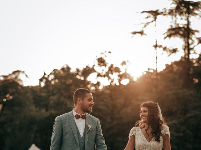 Le mariage de Kévin et Sarah à Saint-Félix-de-Pallières, Gard 60