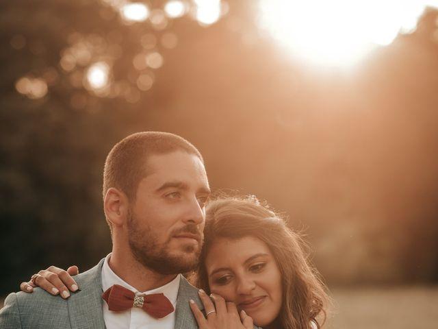 Le mariage de Kévin et Sarah à Saint-Félix-de-Pallières, Gard 61