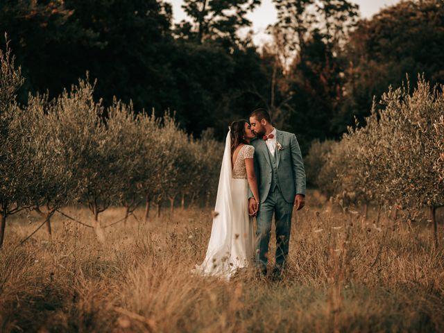 Le mariage de Kévin et Sarah à Saint-Félix-de-Pallières, Gard 62