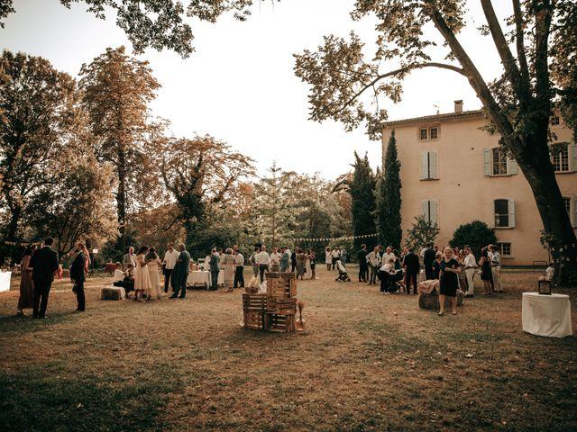 Le mariage de Kévin et Sarah à Saint-Félix-de-Pallières, Gard 69