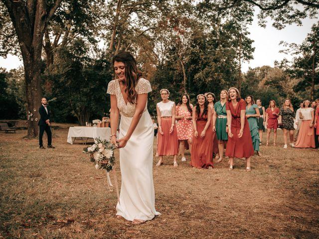Le mariage de Kévin et Sarah à Saint-Félix-de-Pallières, Gard 81
