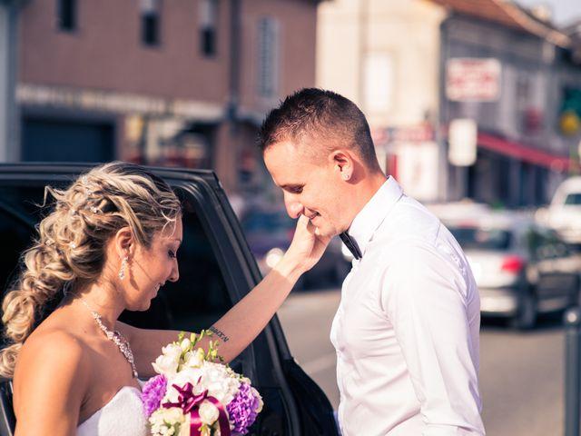 Le mariage de Jonathan et Gaëlle à Tarbes, Hautes-Pyrénées 1