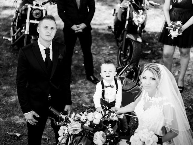 Le mariage de Jonathan et Gaëlle à Tarbes, Hautes-Pyrénées 18