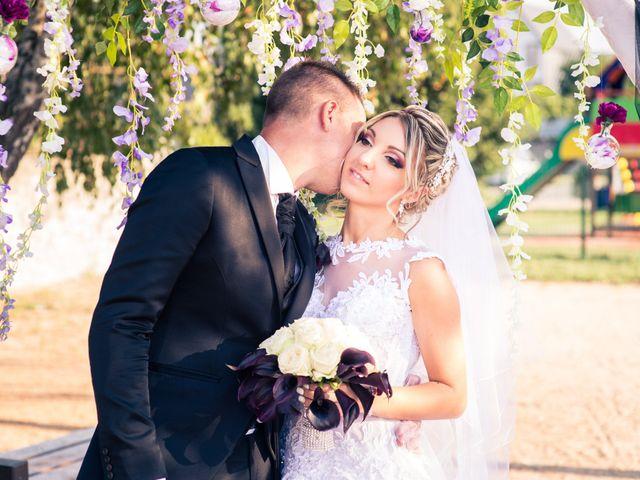 Le mariage de Jonathan et Gaëlle à Tarbes, Hautes-Pyrénées 23