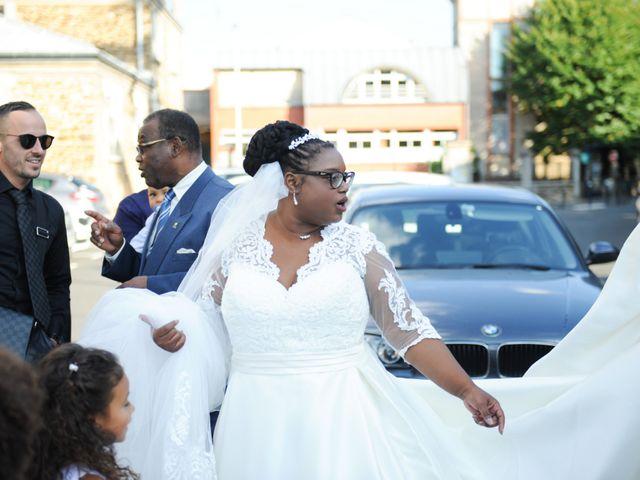 Le mariage de Yvan et Sandra à Villemomble, Seine-Saint-Denis 2